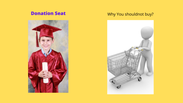 Donation Seat – Why it is not good for higher education?