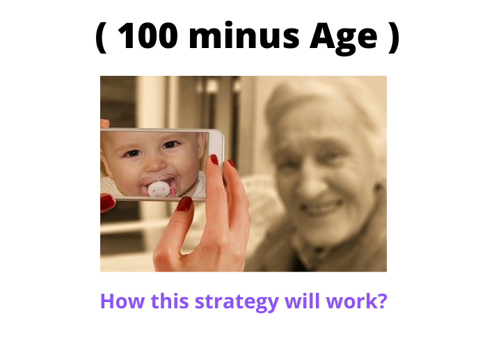 (100 minus Age) – How this strategy will protect your wealth?